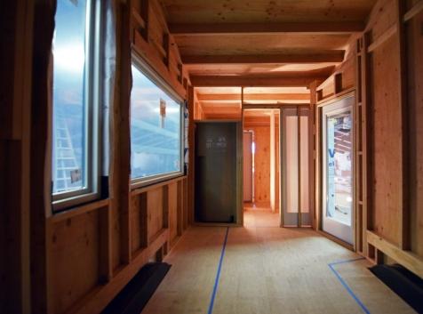 Interior Process Photo: 7-3-2015