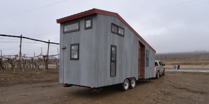 SHED on the move!