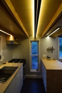 Kitchen Lighting, thanks to LED tape lights