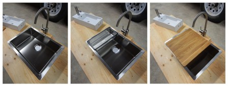Kitchen Sink & Accessories