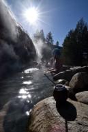 Geothermal Waterfall