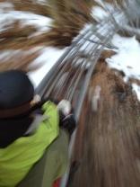 Downhill Track Luge