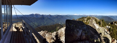 Decomissioned Fire Lookout