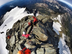 Summit of Mt. Shuksan