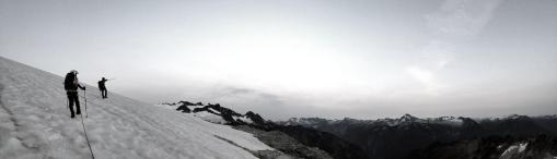 Morning Glacier Stroll