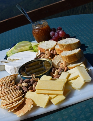 mid-day cheese feast