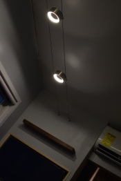 Cable light installation!