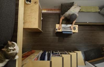[tiny] home office