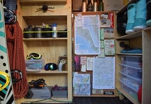 Gear & adventure board. February, 2016