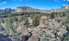 Smith Rock. May, 2016