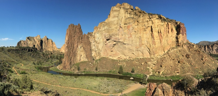 Smith Rock, OR. May, 2016