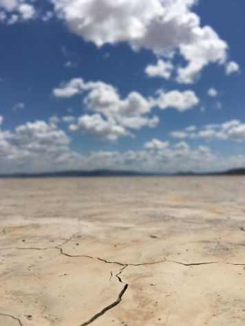 Alvord Desert Playa, OR. May, 2016