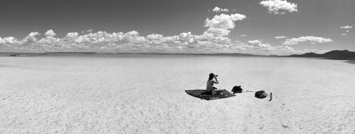 Alvord Desert Playa, OR. May, 2016