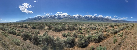 Steen Mountain Range, OR. May, 2016