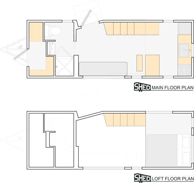 floor plans together