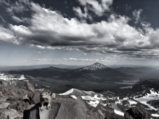 South Sister, Oregon June, 2016