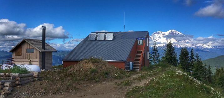 High Hut, WA July 2016