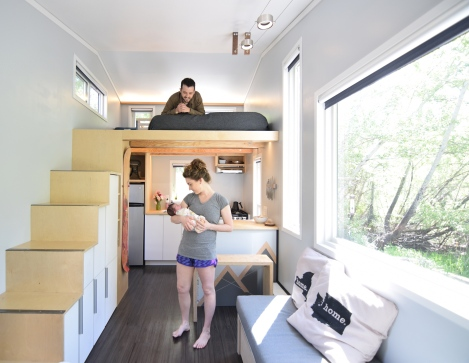 Tiny House Baby The First Year In Review