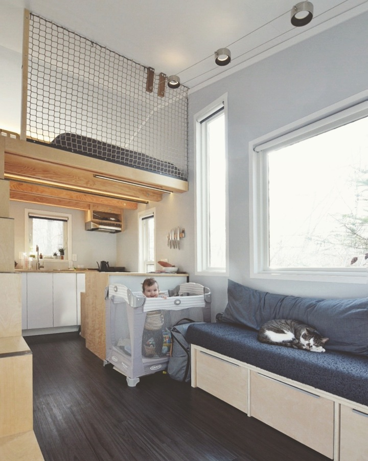 Small House 376 Square Feet: 24 Months In 204 Square Feet
